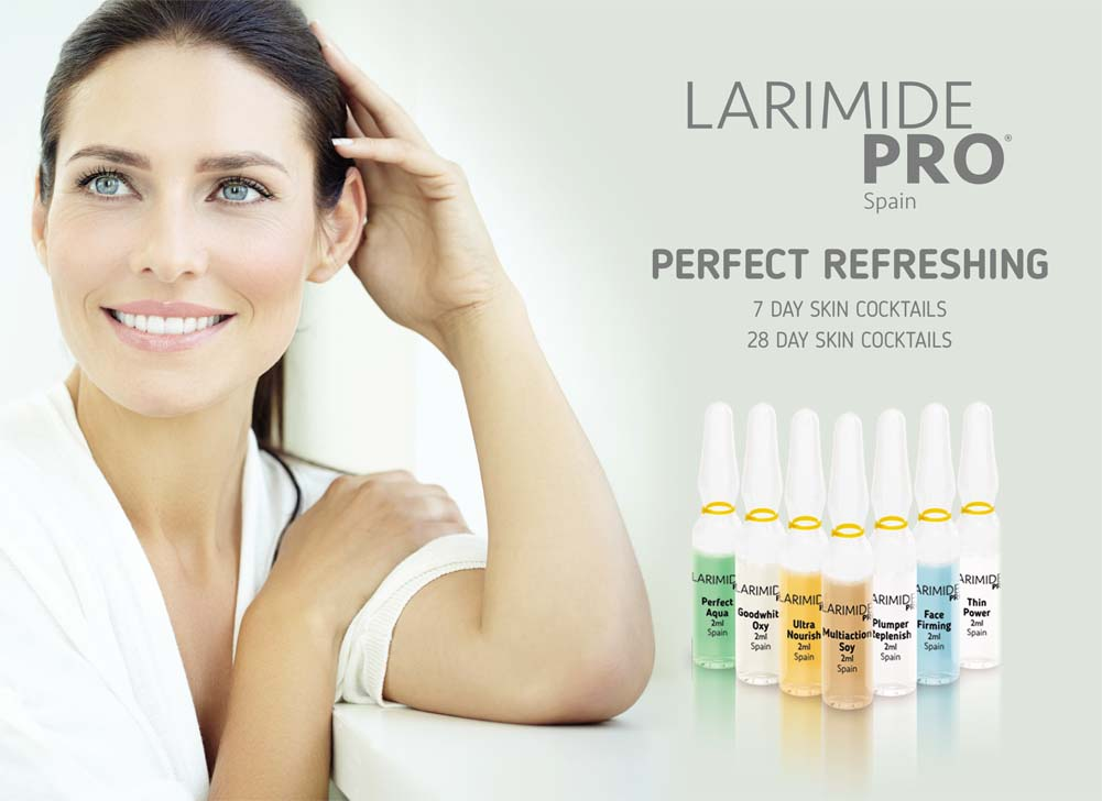 perfect refreshing larimide pro